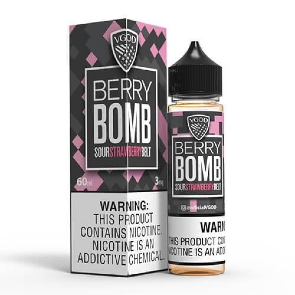 Berry Bomb eLiquid VGOD