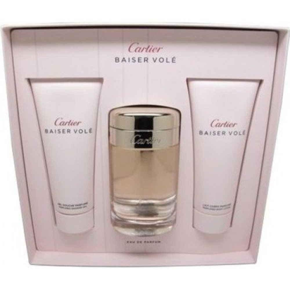 Cartier Baiser Vole Eau de Parfum 100ml  متجر خبير العطور