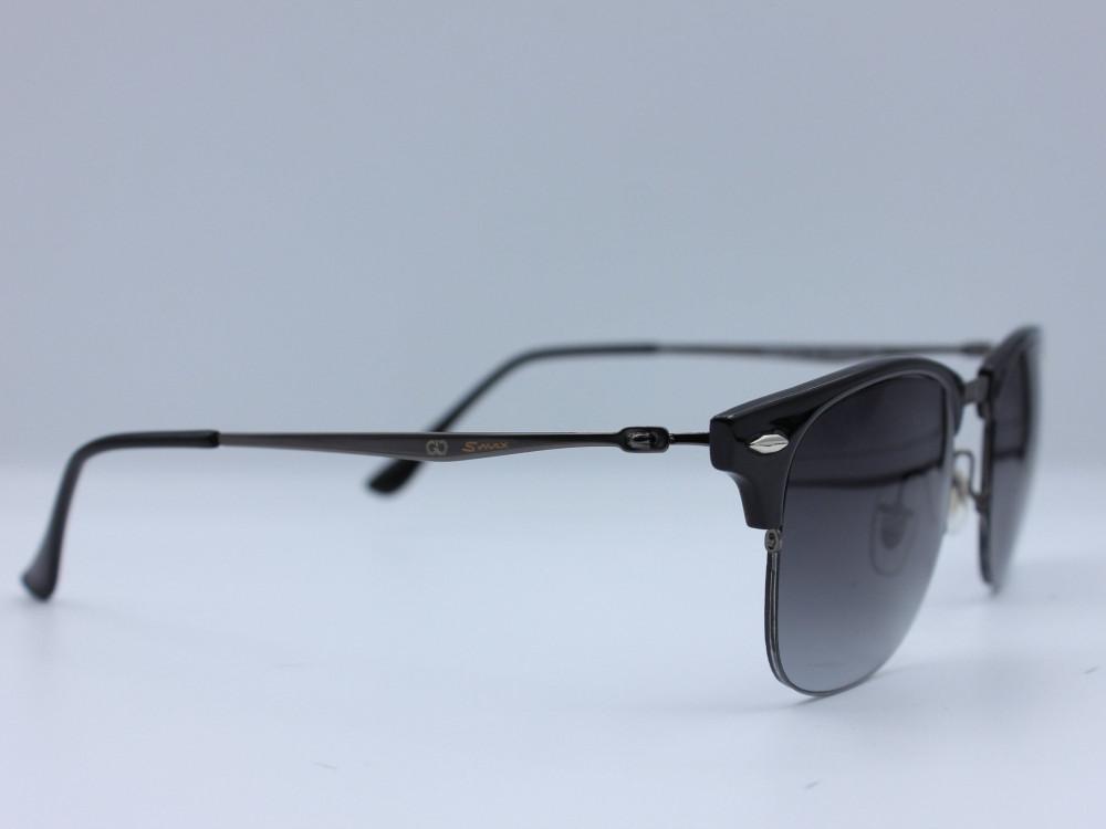 نظاره شمسية نصف اطار من ماركة S MAX لون العدسة اسود مدرج