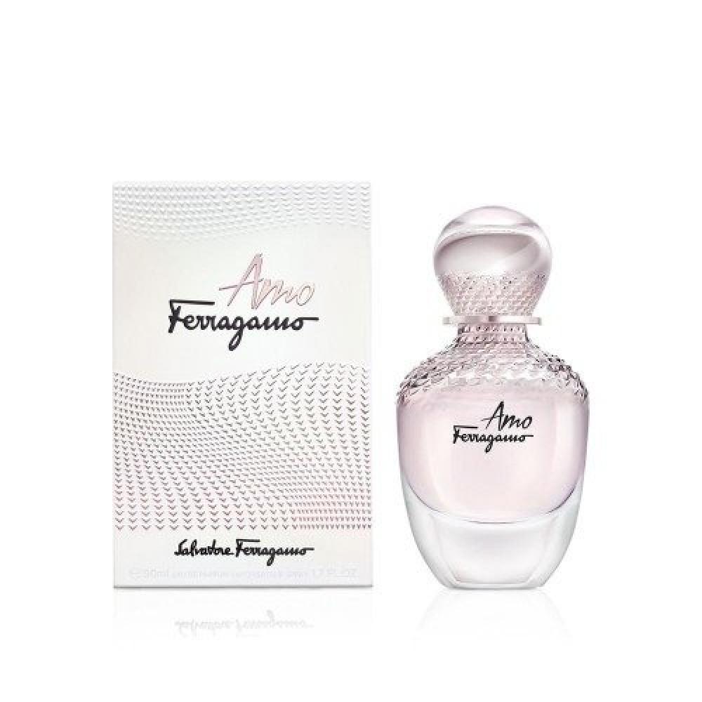 Salvatore Ferragamo Amo Eau de Parfum 100ml متجر خبير العطور
