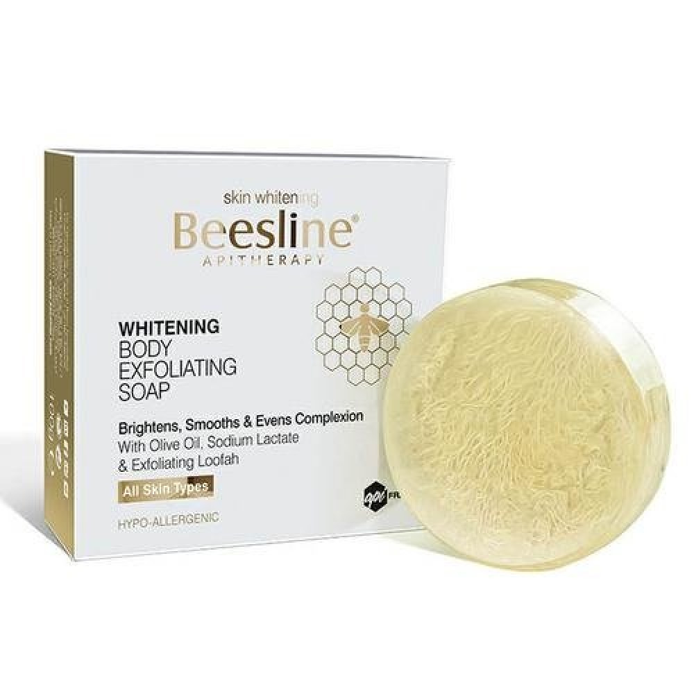 صابونة التفتيح والتقشير من بيزلين -100غ