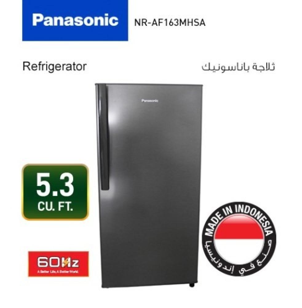 ثلاجة باناسونيك اندونيسي باب واحد Panasonic Single Door NR-AF163MHSANR