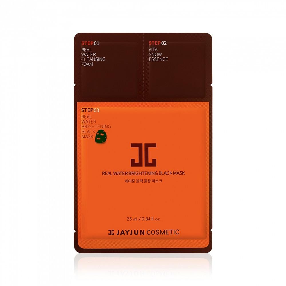 جايجون ريل ووتر برايتنينغ بلاك لتفتيح البشرة منتج كوري