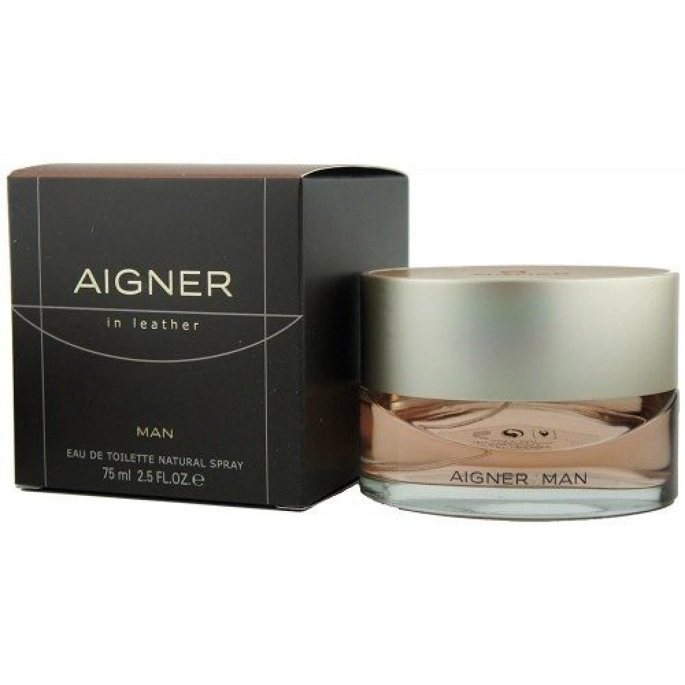Aigner In Leather for Men Eau de Toilette 75ml خبير العطور