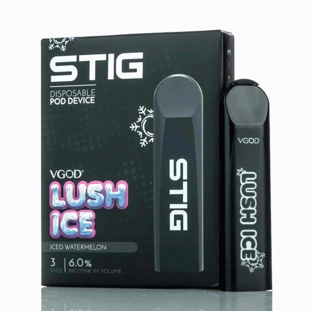 سحبة ستيج لوش ايس - STIG LUSH ICE SaltNic