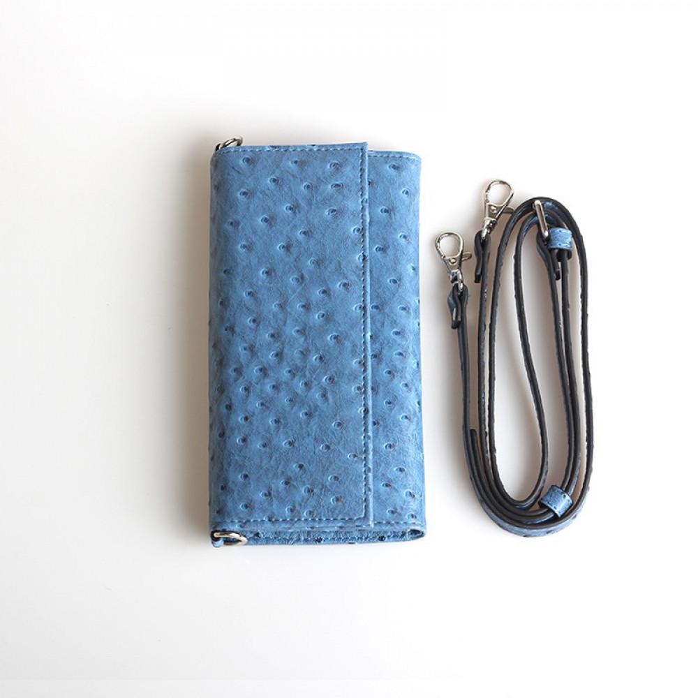 حقيبة يد ازرق فاتح