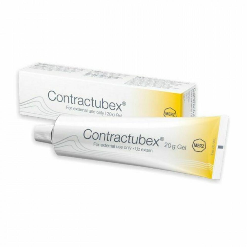 مواصفات جل Contractubex لإزالة