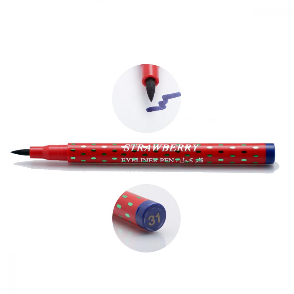 Strawberry Eye Liner Pen No-31
