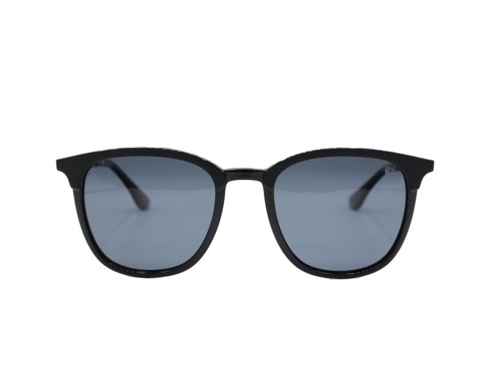 نظارة شمسية تصميم العدسه مربع من ماركة  jK اللون اسود رجالية فاخرة2021