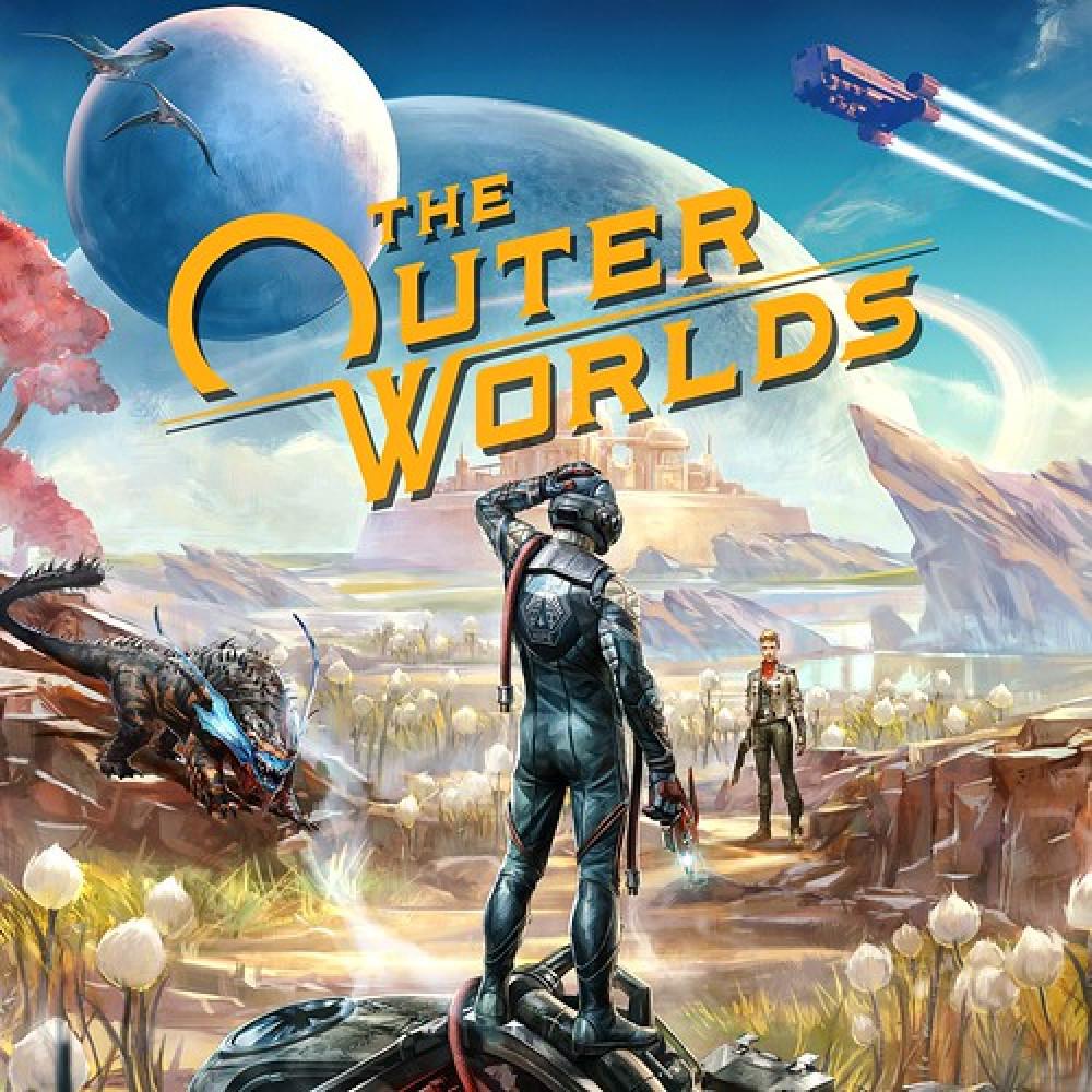 لعبة The Outer Worlds على منصة ايبيك قيمز 2019 العاب سيرفايفل كمبيوتر