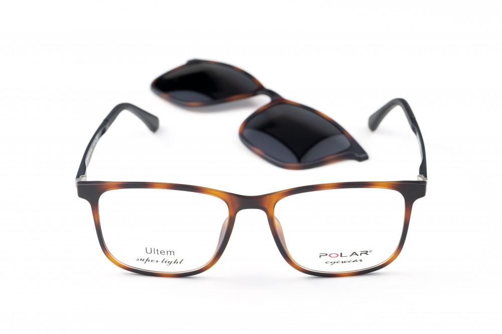 نظارة طبية و شمسية ماركة بولر موديل 480-462