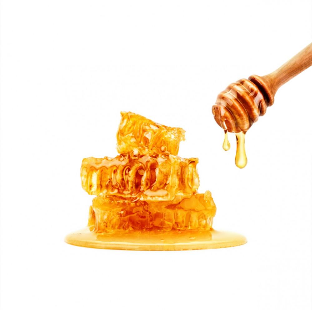شمع عسل تركي مستورد فاخر من عسل هناء الالمعي - 400 جرام