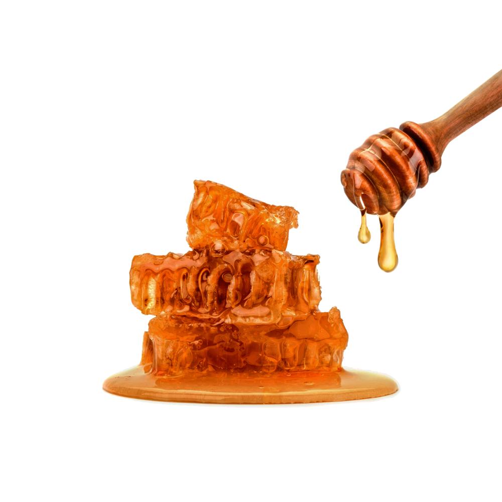شمع عسل السمرة البلدي من مناحل عسل هناء الالمعي