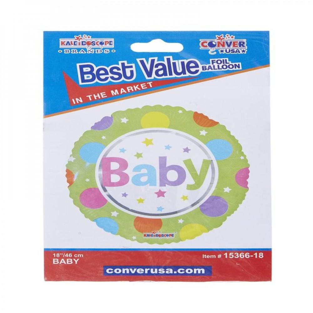 بالون الطفل, بلونات أشكال, Baby Balloon