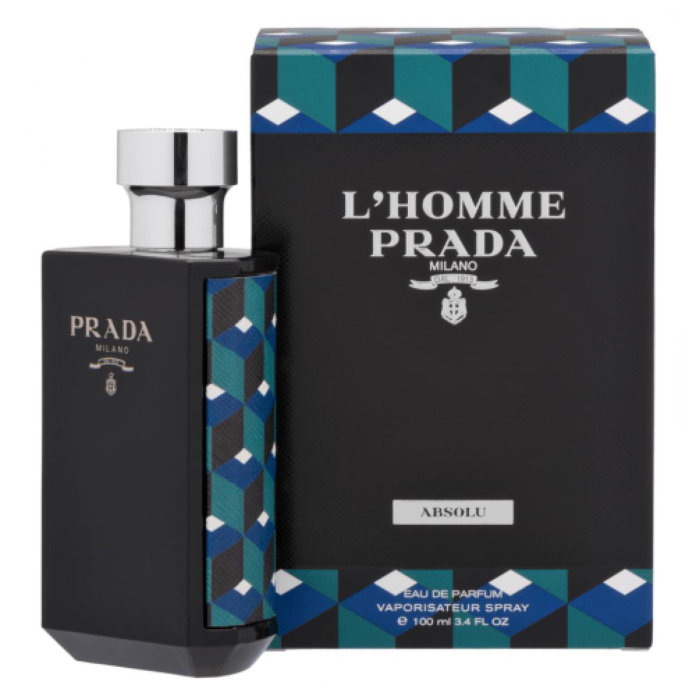 Prada Lhomme Absolu Eau de Parfum 100ml متجر خبير العطور