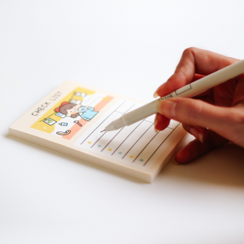 ورق ملاحظات االمذكرات والملاحظات تنظيم مهام الشهر طريقة تنظيم المهام