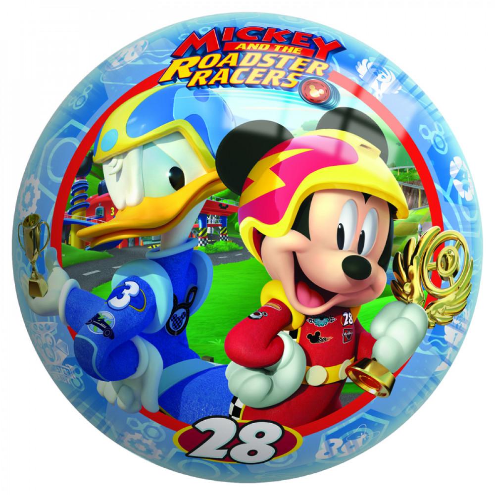 كرة مطاطية ميكي ماوس المتسابق, Mickey Mouse, Rubber Ball, Toys