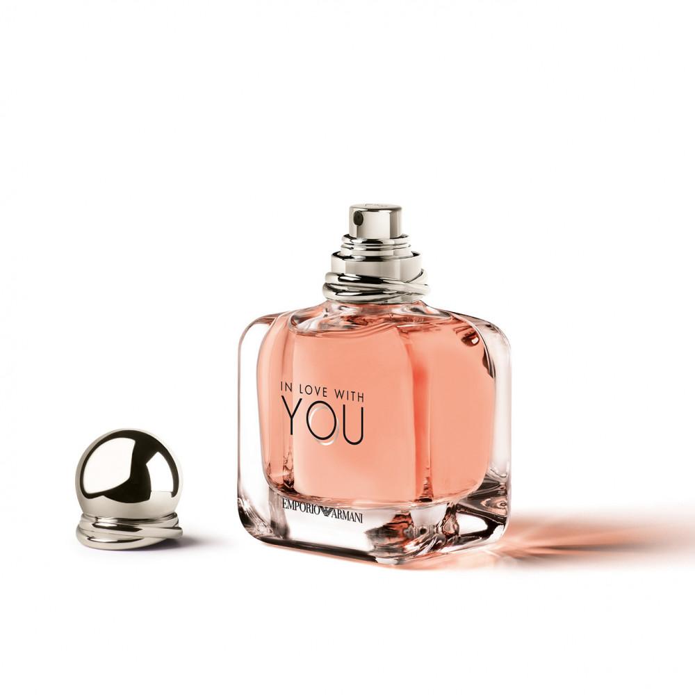 عطر ارماني ان لوف وذ يو emporio armani in love with you perfume