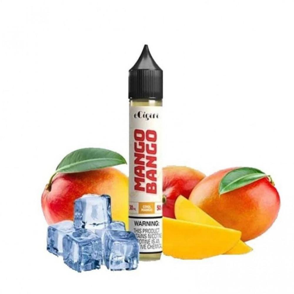 نكهة نكهة مانجو بانجو سولت نيكوتين - ECIGARA Mango Bango - Salt Nicoti