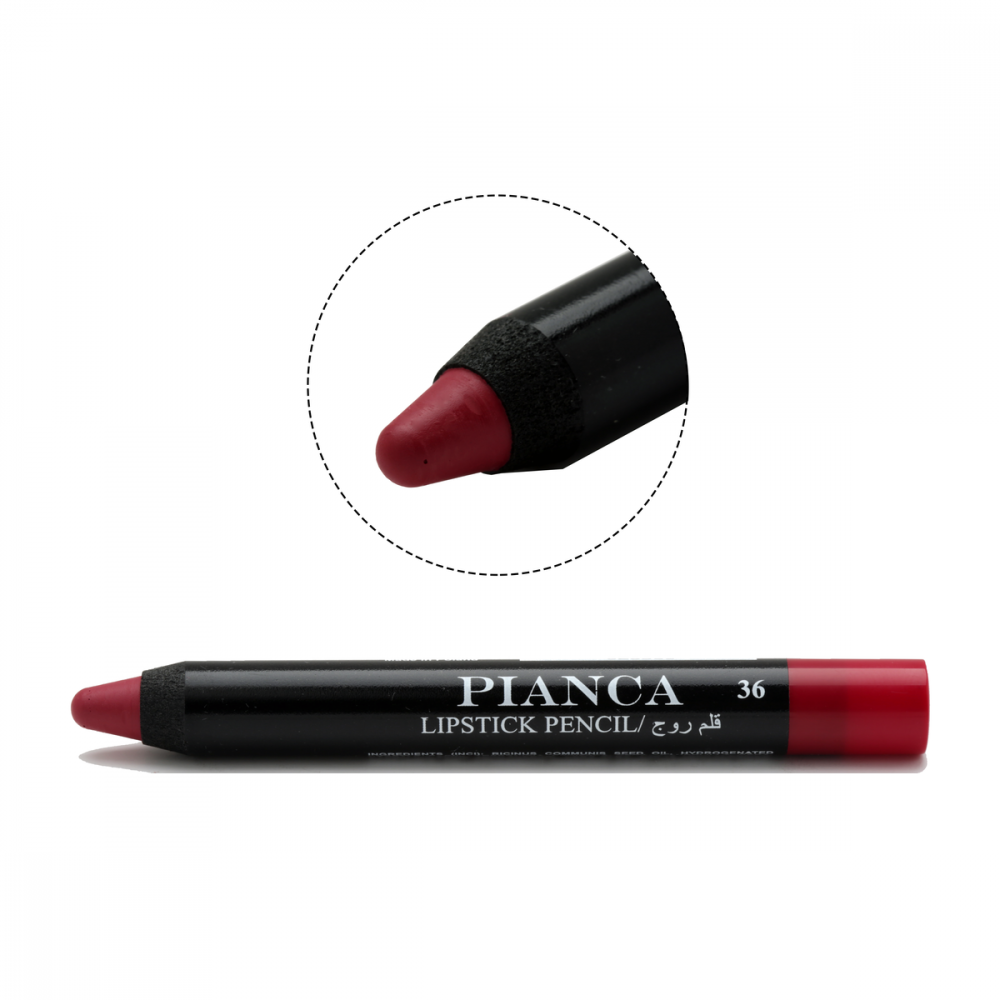 PIANCA Lipstick Pencil No-36