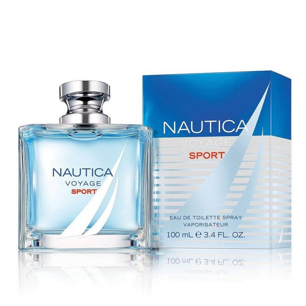 Nautica Sport Eau de Toilette 100ml متجر خبير العطور
