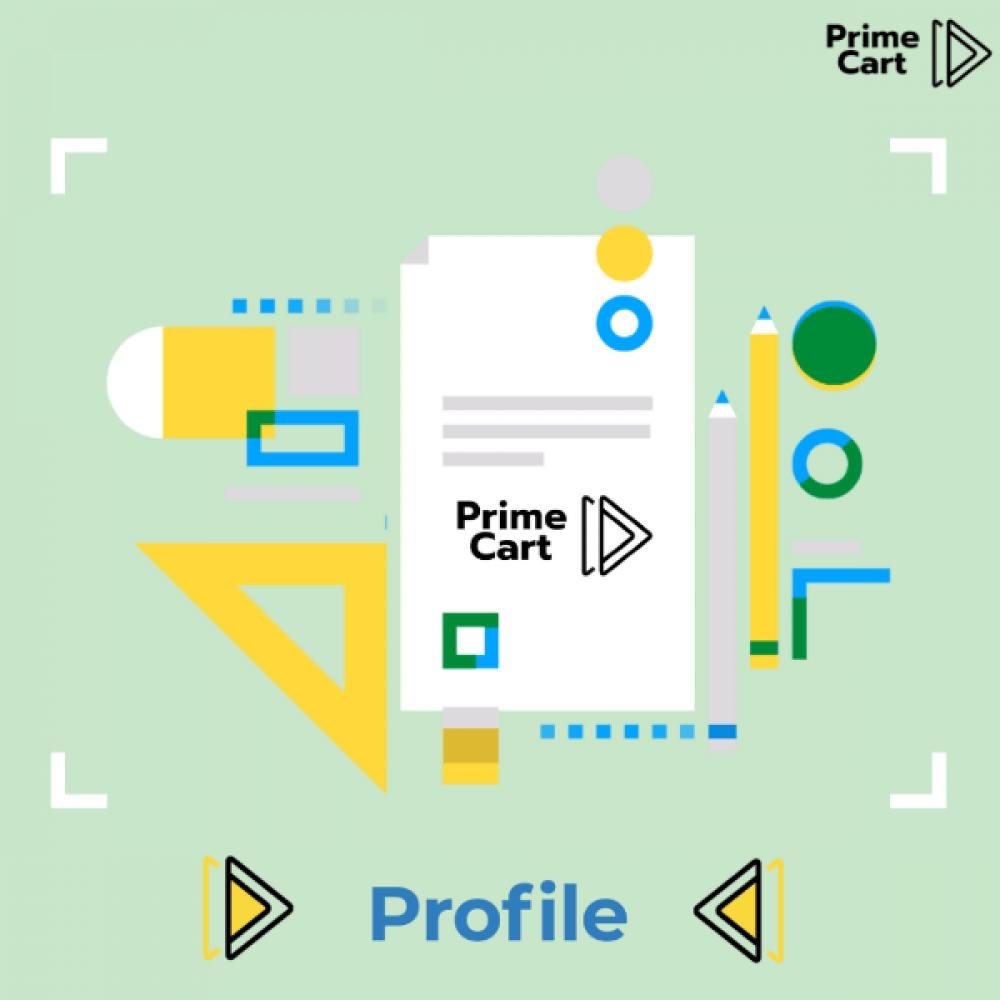 تصميم الملف التعريفي للشركات والأفراد البروفايل