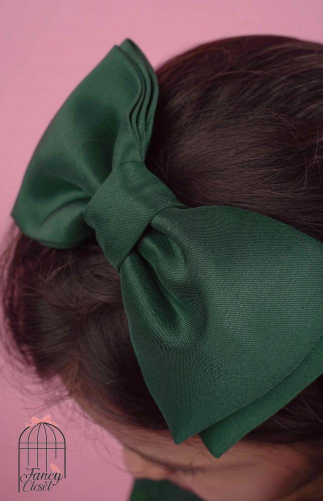 طوق اطفال لون اخضر