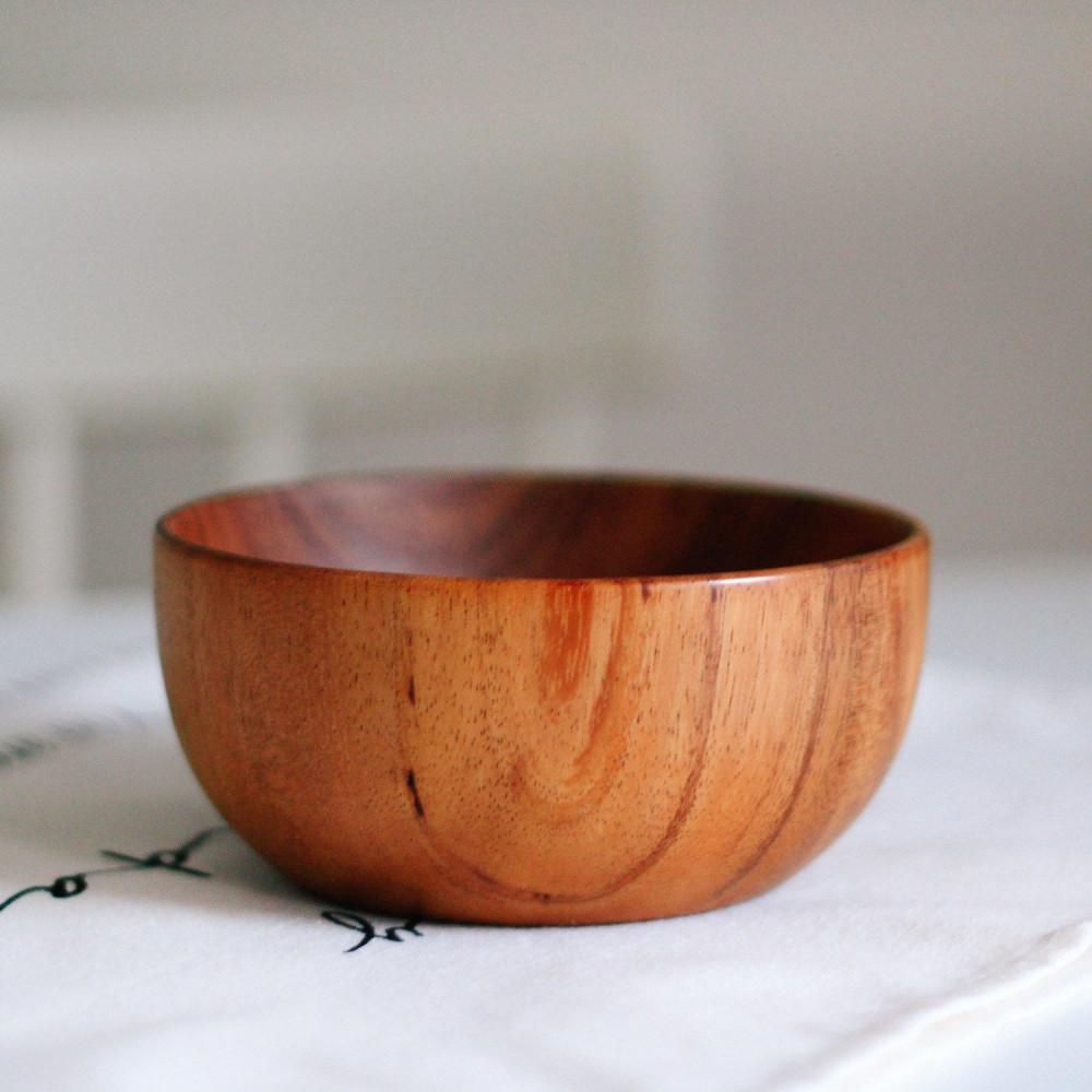 صحن وعاء خشب أدوات مطبخ أواني خشبية متجر أواني منزلية خشب الأكاسيا