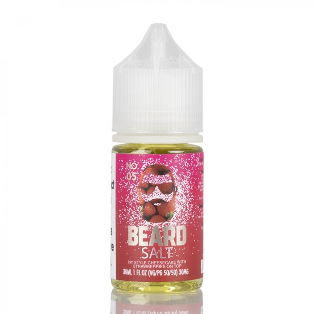 نكهة بيرد - سولت - BEARD NO 0 5 Salt
