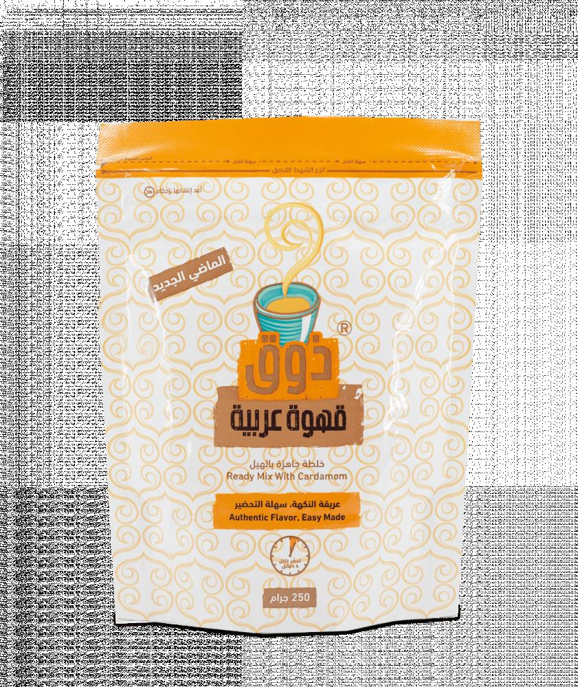 بياك-ذوق-قهوة-عربية-خلطة-جاهزة-بالهيل-قهوة-عربية
