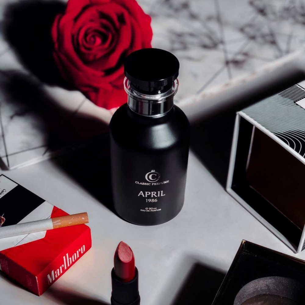 عطر كلاسيك ابريل 1986 classic perfume april