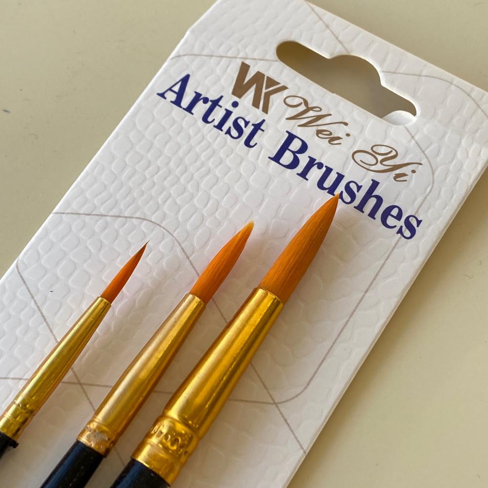 wei yi watercolor brush