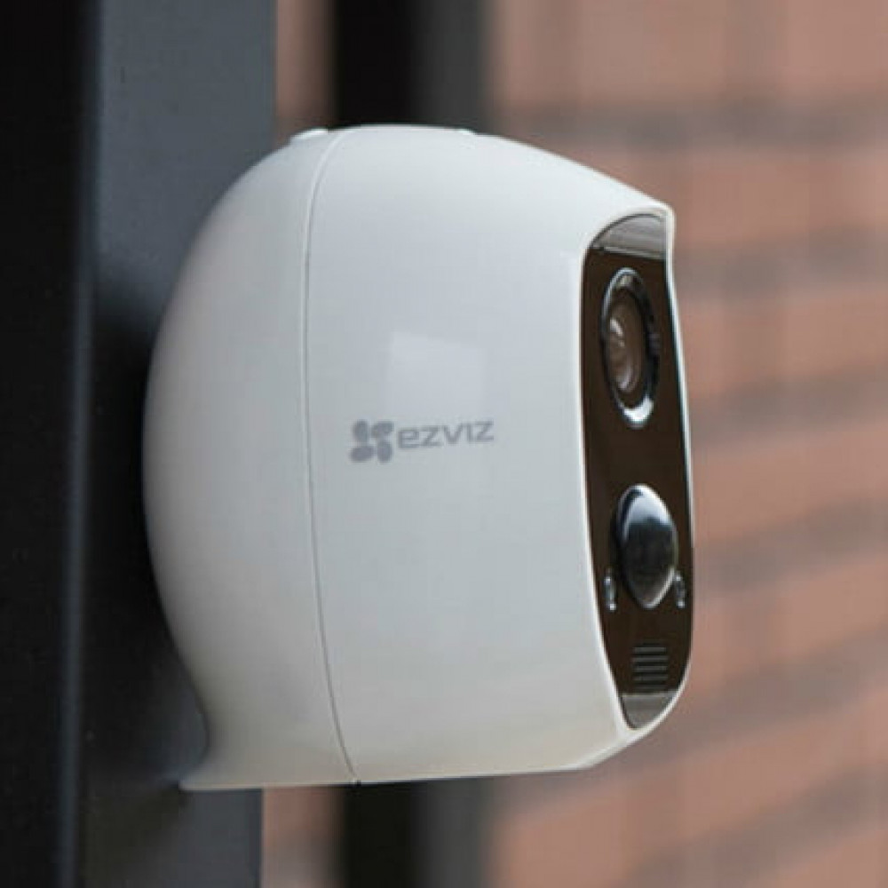 كاميرا Ezviz C3A لاسلكية تعمل بالبطارية