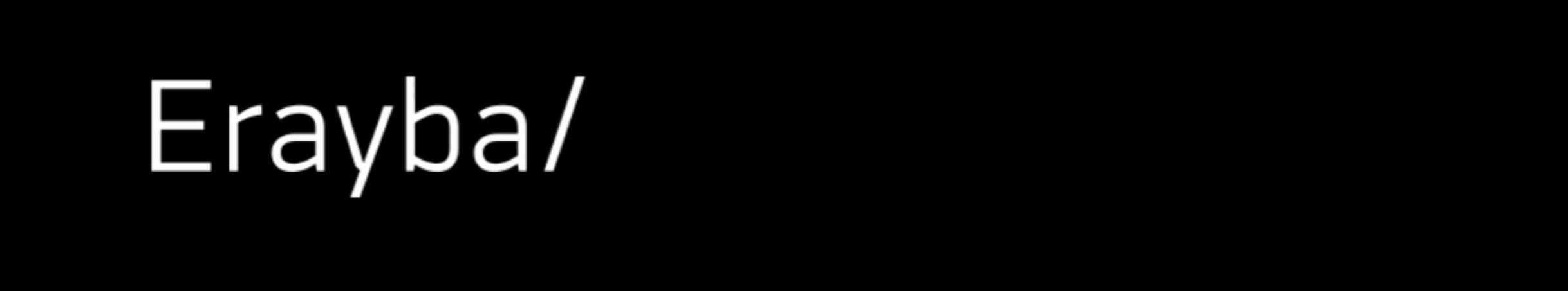 ERAYBA