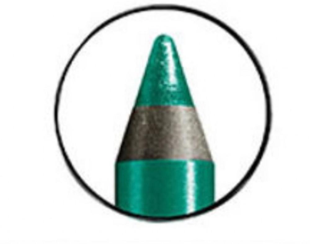قلم ومحدد للعيون كونتور كلابينج مقاوم للماء لون اخضر محبوب Contour Clu