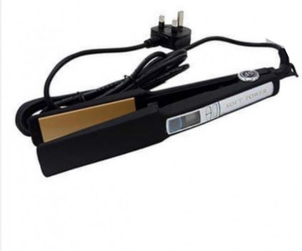 سوفت باور  جهاز تمليس الشعر من السيراميك رقمي من سوفت باور  Soft Power
