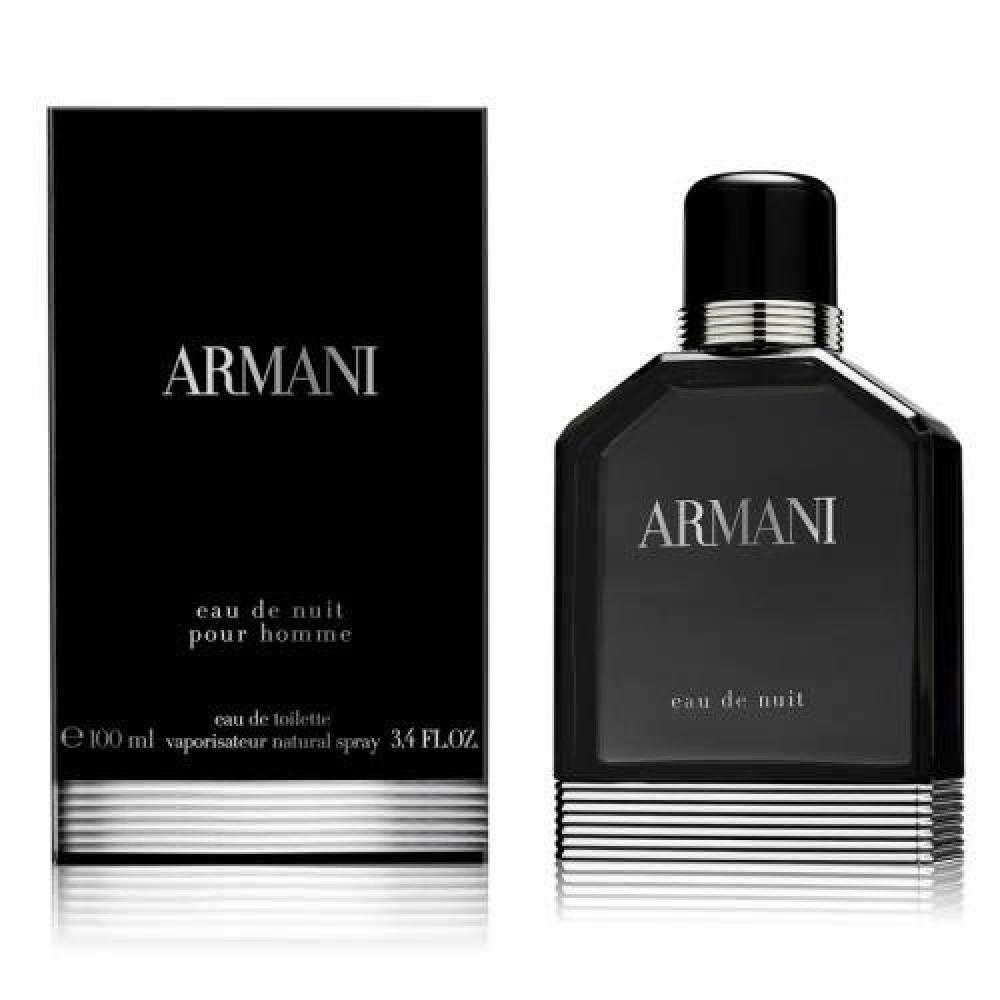 Armani Eau de Nuit by Giorgio Armani for men Eau de Toilette 100 ml