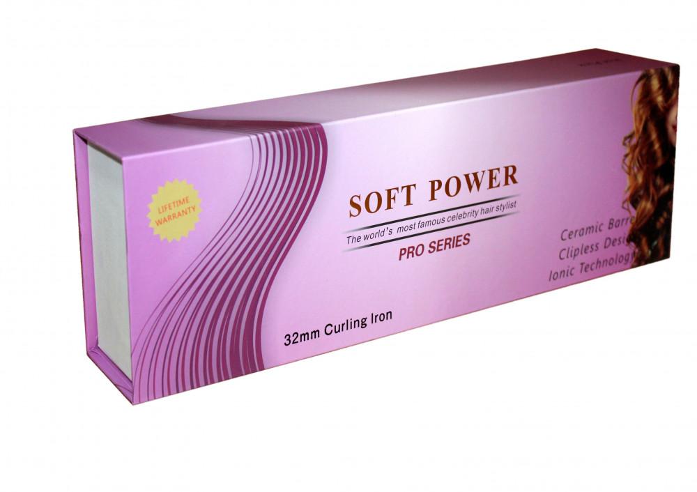 سوفت باور مكواة تلفيف الشعر مقاس 32ملم  Soft Power Hair Curling Iron 3