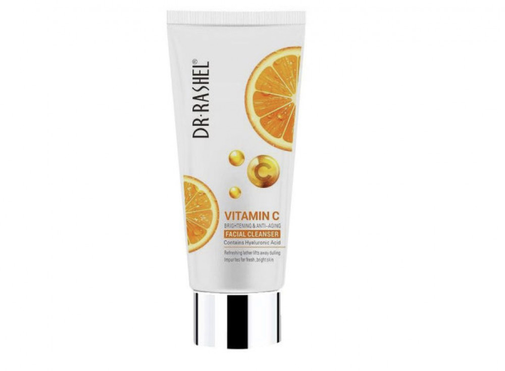 د راشيل  غسول الوجه بفيتامين سي 80مل  dr rashel vitamin c facial clean