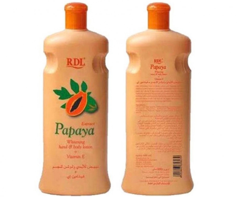 RDL Papaya Extract Whitening Lotion for Hand