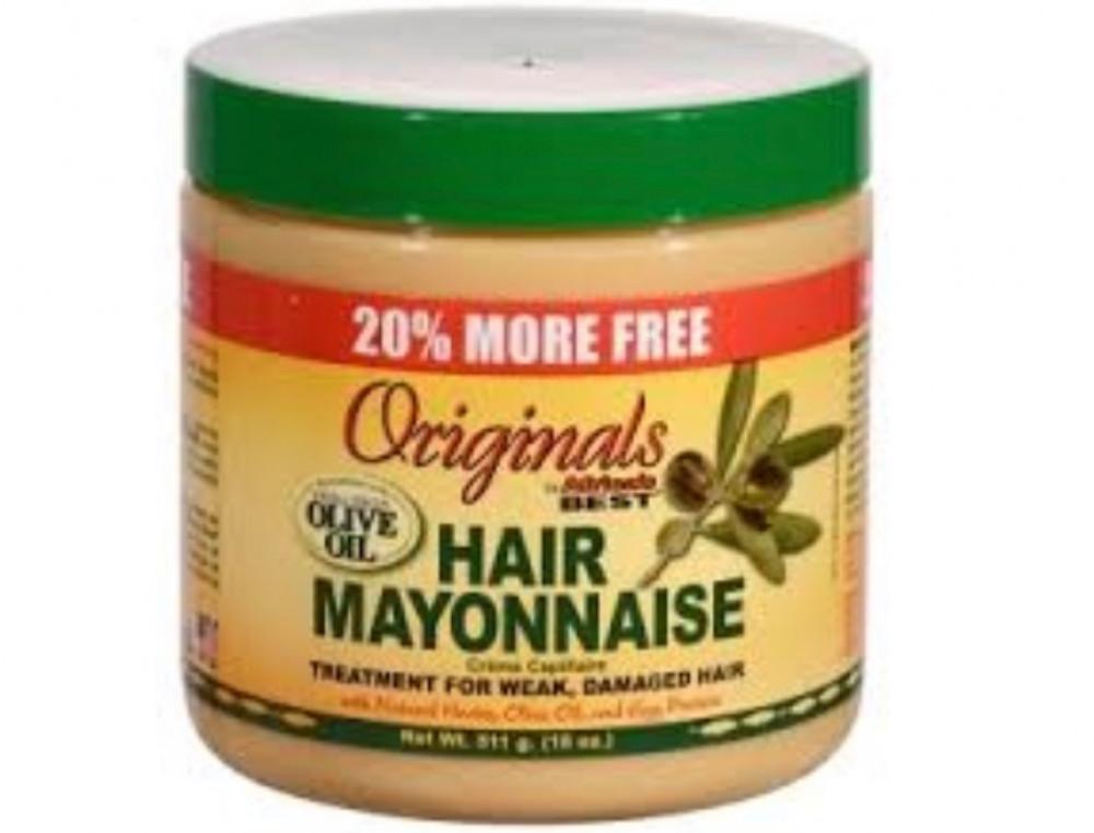 افريكاز بست مايونيز الشعر 511مل Africas Best Organics Hair Mayonnaise