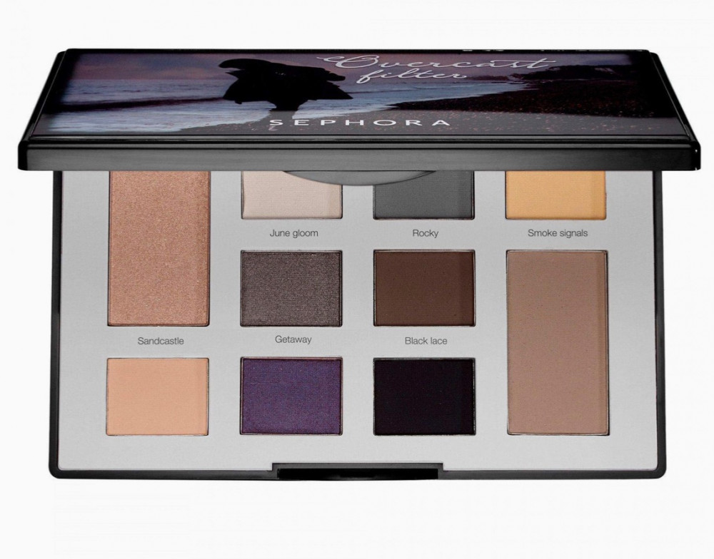 SEPHORA BRAND Colorful Eye Shadow Photo Filter Palette