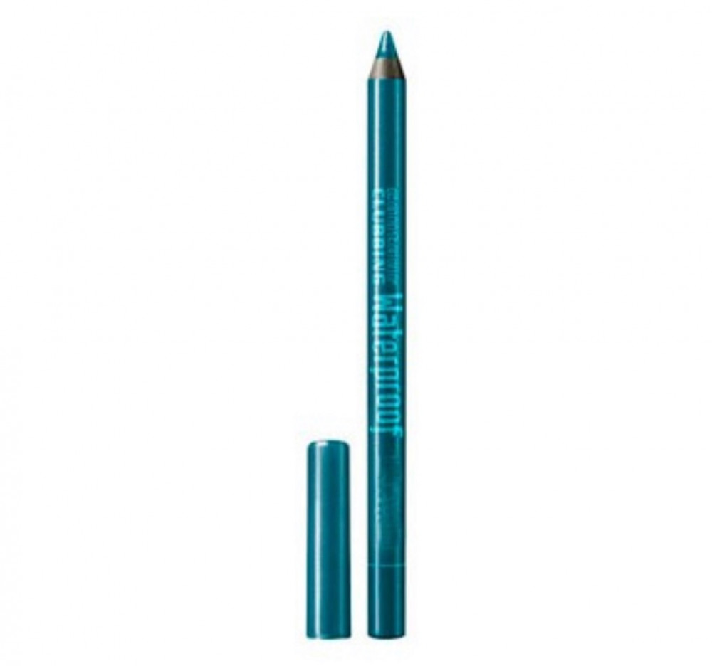 قلم ومحدد للعيون كونتور كلابينج مقاوم للماء لون بلو نيون Contour Clubb
