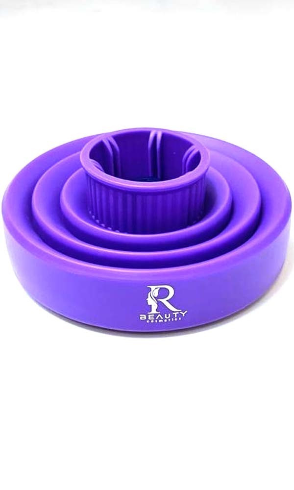 موزع هواء لمجفف الشعر قابل للطي متعدد الاستخدامات