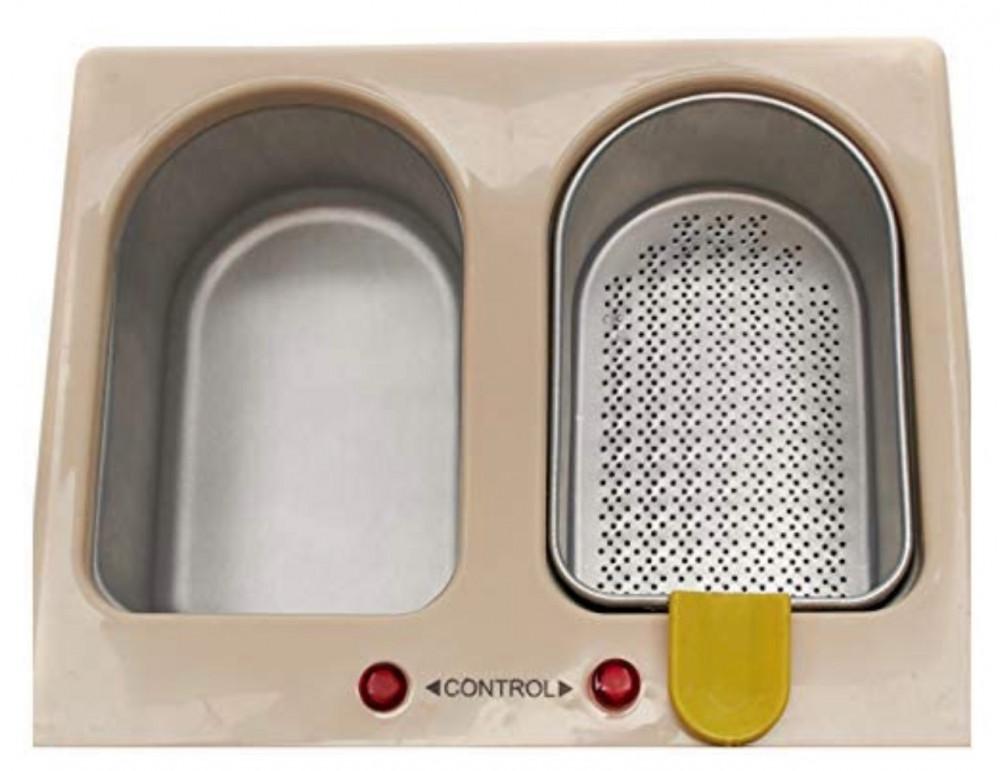 جهاز تسخين الشمع لازالة الشعر حوضين