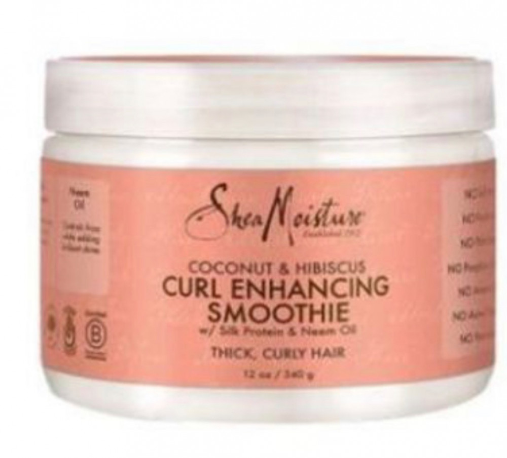 SheaMoisture Smoothie Curl Enhancing Cream for Thick