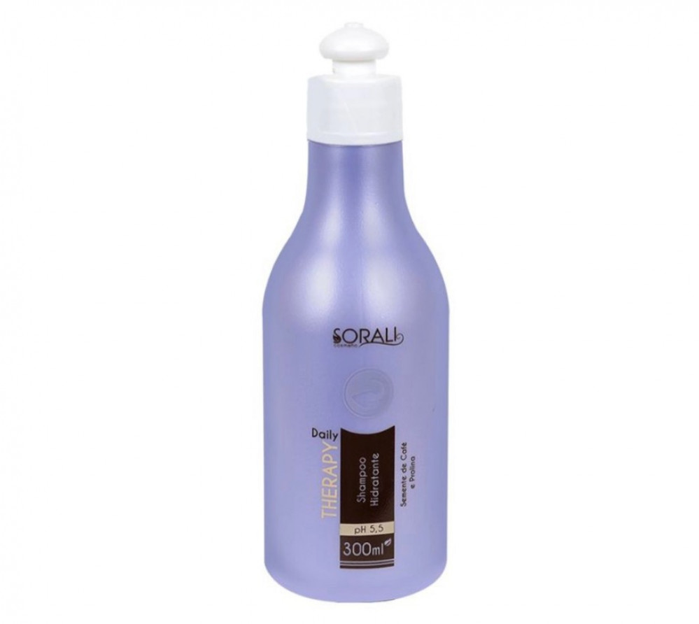 SORALI Daily Therapy LISS Shampoo