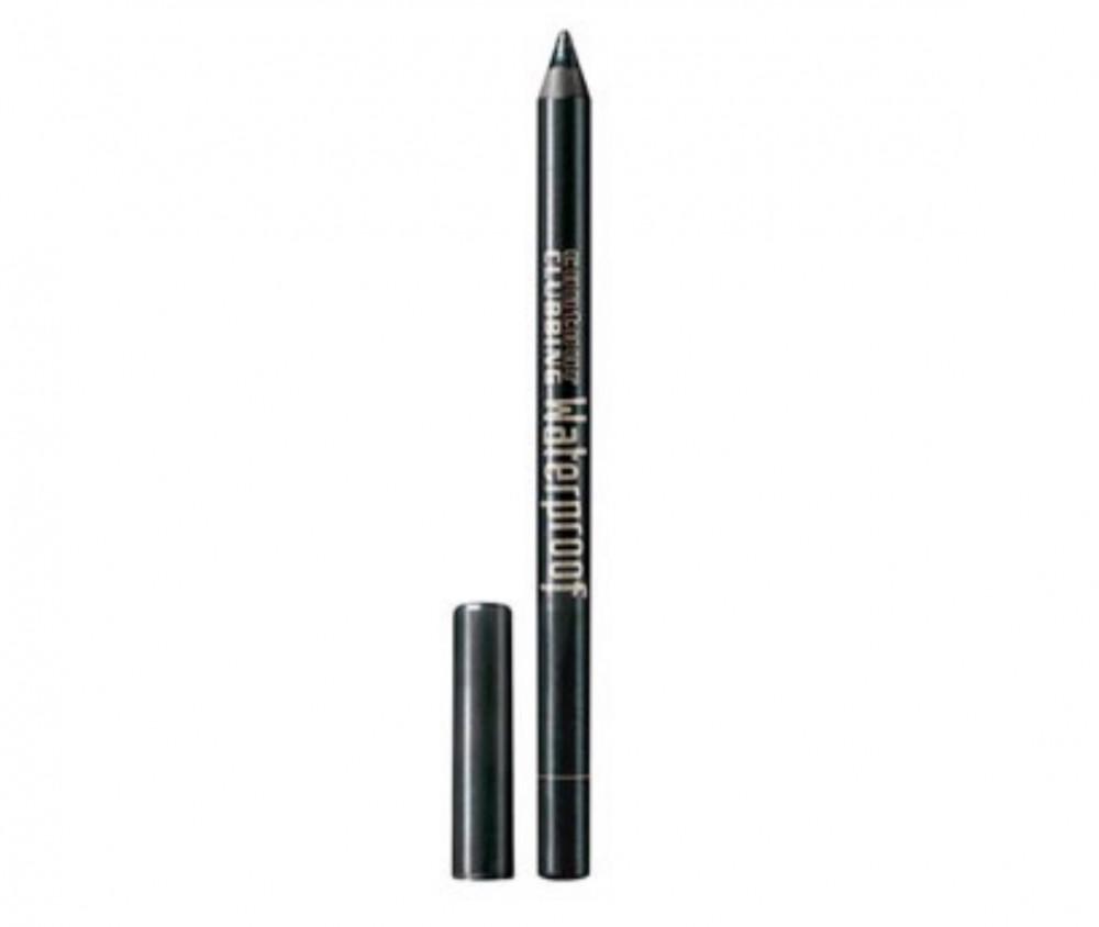 قلم ومحدد للعيون كونتور كلابينج مقاوم للماء لون اسود Contour Clubbing