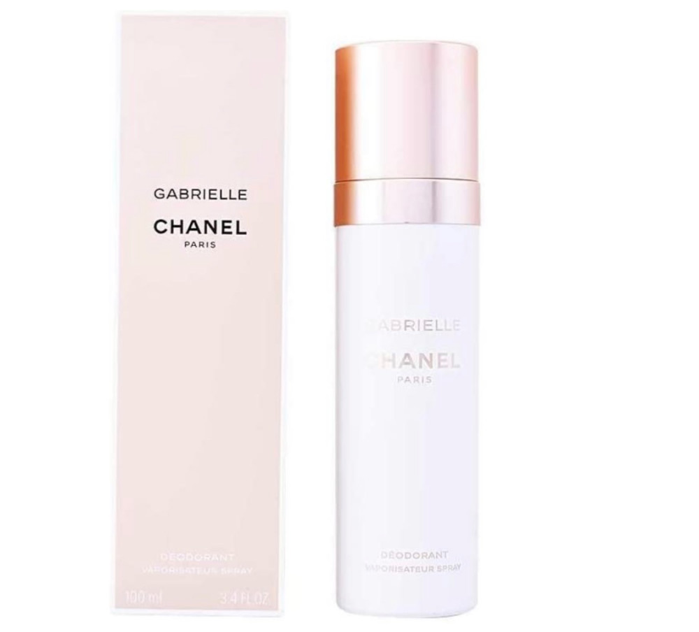 شانيل بخاخ مزيل عرق معطر للجسم  غابرييل شانيل 100مل  Chanel Gabrielle