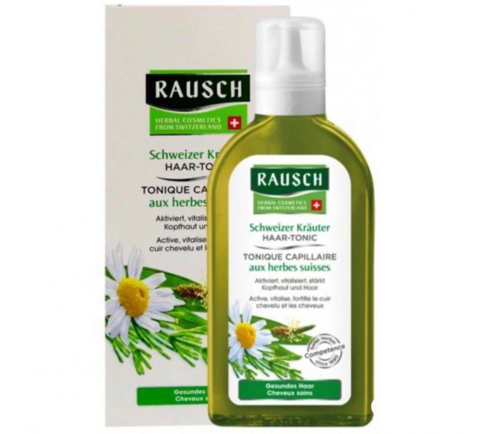 Rausch Swiss Herbal Hair Tonic 200ml